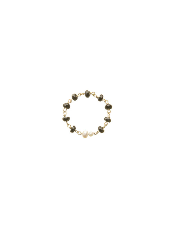 Déco Ring with rosary - Nianì