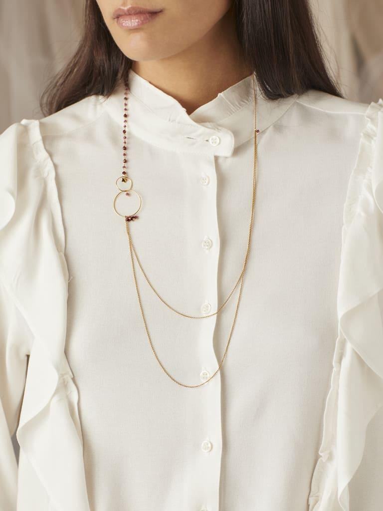 Baberouge Necklace
