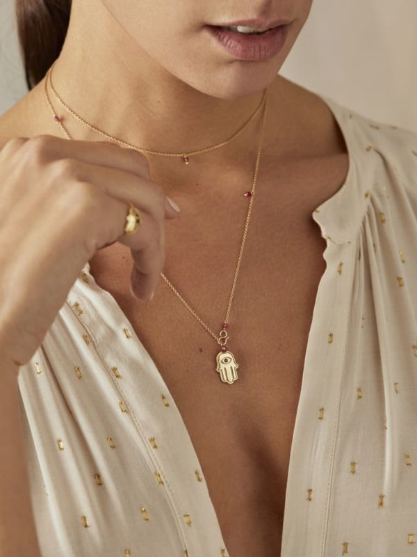Collana Mano di Fatima - Nianì