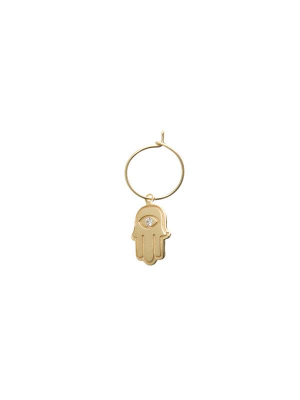 Mono hoop Mano di Fatima - Nianì