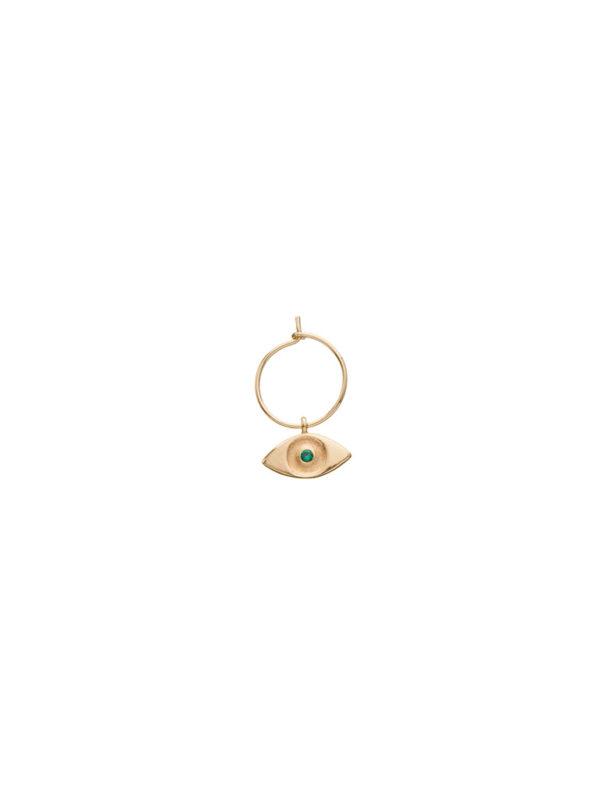 The Eye Mono hoop - Nianì