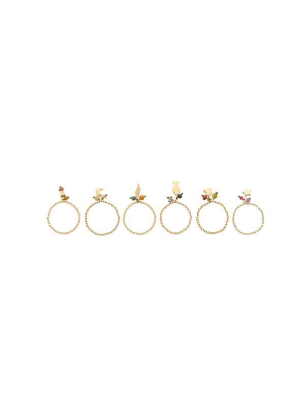 Anì Chain Ring - Nianì