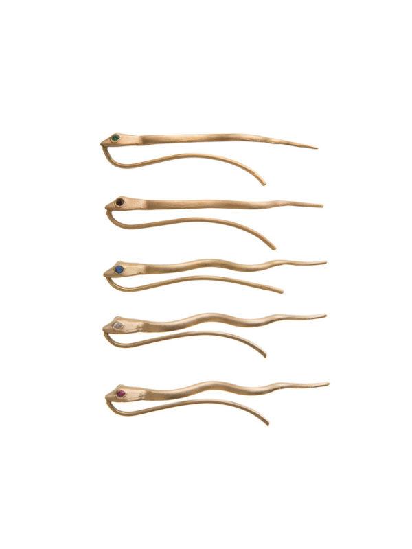 Earcuff Serpente - Nianì