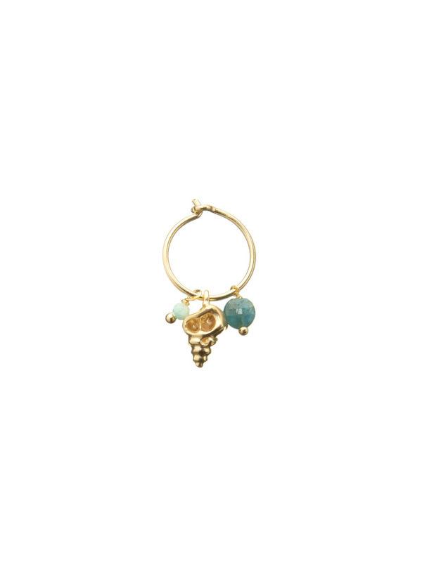 Mono hoop Conchiglia Micro - Nianì